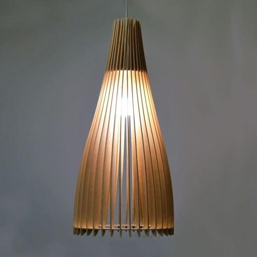 Moderna stropna viseča luč Bottle. Ročno delo. Svetila Rolmas